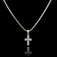 Six Diamond Cross