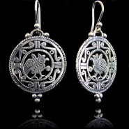 Lambousa earrings