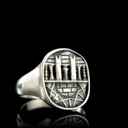 Aphrodite Temple Ring