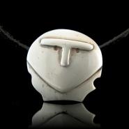 Chirokitia head pendant